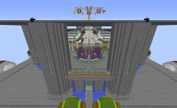 Server City Center / 540 auto sorter pre 1.14 updated Minecraft Map & Project