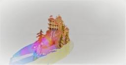 Fantasy Island Minecraft Project