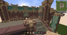 Battle for Azeroth Temple of Zuldazar Minecraft