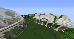 My temple project on Minespire~ Minecraft