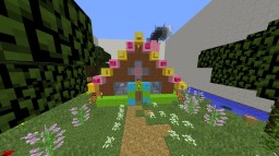 find the button fairy tale Minecraft Map & Project