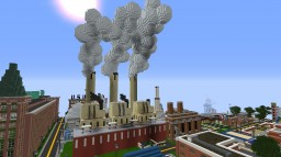 LEEVILLE POWER CO-OPERATIVE Minecraft Map & Project