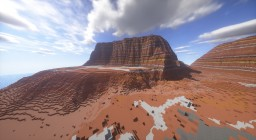 Massive Mesa - FREE DOWNLOAD Minecraft Map & Project