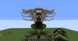 Simple Villager Statue Minecraft Map & Project