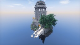 Sky-Spawn - Ancient/fantasy pavilion Minecraft Map & Project