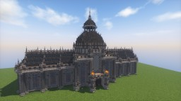 Medieval Library [Conquest Survival Texture Pack] Minecraft Project