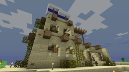 Small Desert House Minecraft Project