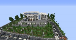 Modern Office Building By PinguPals Minecraft