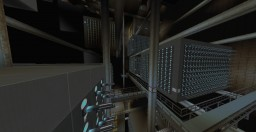 Realistic Scaled Aperture Laboratories Minecraft