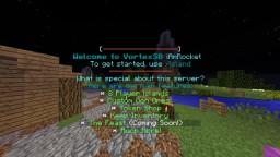 Vortex Skyblock! Minecraft Server