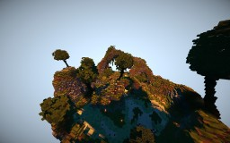 Large Skyblock Spawn Minecraft Project