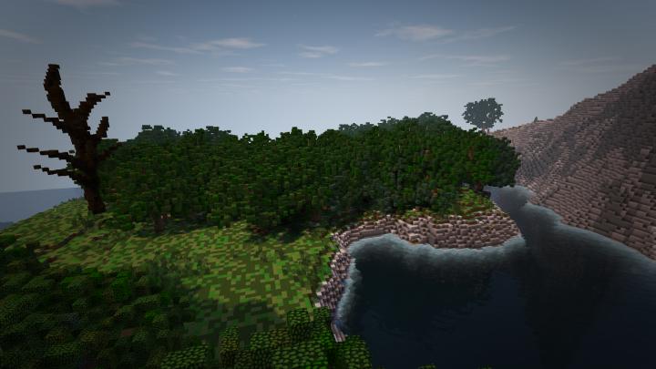 Custom Biomes!