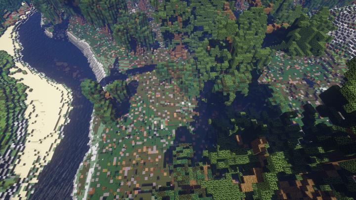 Custom Swamp!