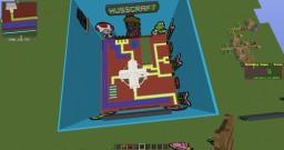 Minigames Hub Minecraft Map & Project
