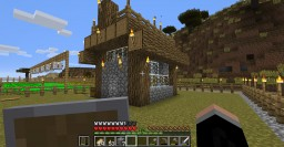 Survival Travel House Minecraft Map & Project