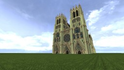 Cathedral project unnamed Minecraft Map & Project