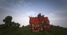 Lion's Gate Tavern & Inn Minecraft Map & Project
