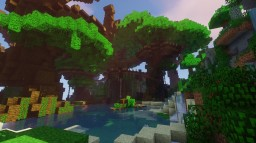 Jungle Bungalow Map (Needs a better name) Minecraft Project
