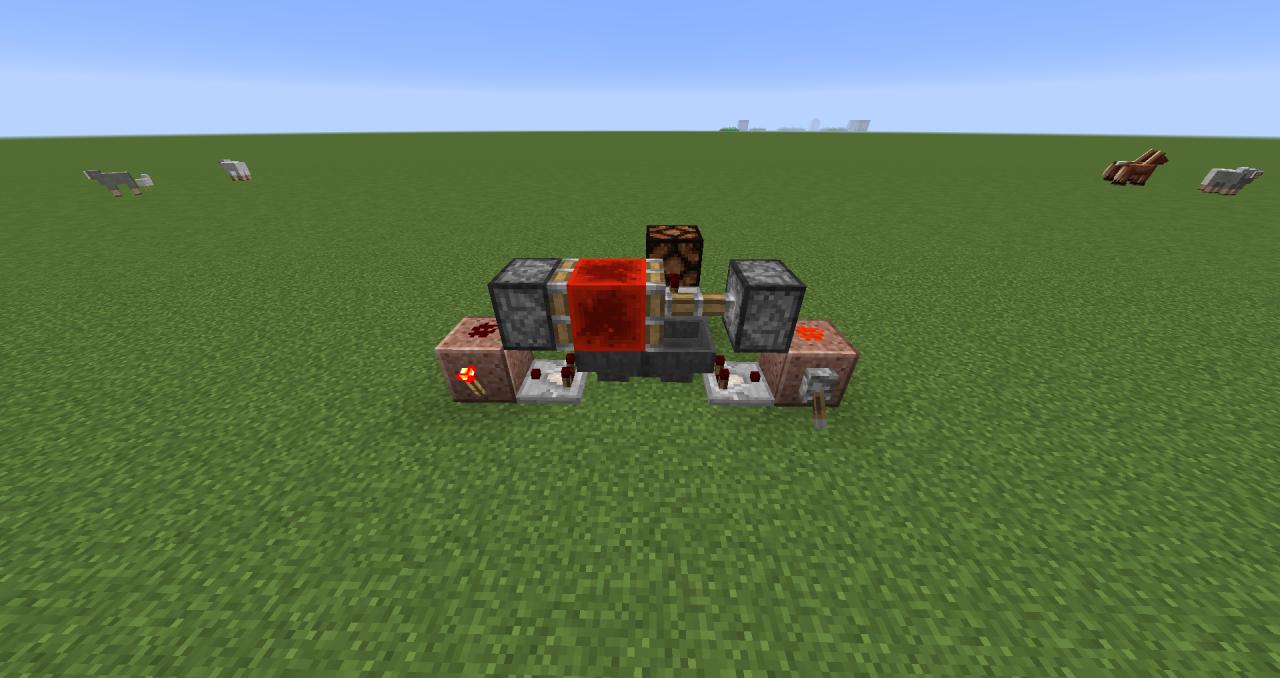 Three Way Switch In Minecraft