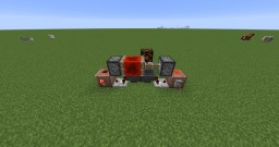 1 Minute Redstone Clock (SIMPLE!!!) Minecraft Blog