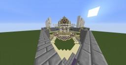 Small Hub Birch/Purple theme 1.8 Minecraft Project