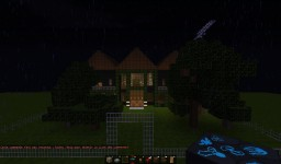 THE MANOR... Minecraft Project