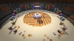 Minigame Lobby with Parkour Minecraft Map & Project