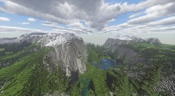 Big Green Mountain FREE DOWNLOAD Minecraft Project
