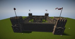 PVP Arena: CASTLE HUSS Minecraft Project