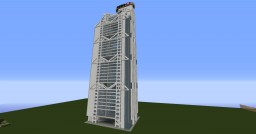 HSBC Building - Hong Kong Minecraft Project