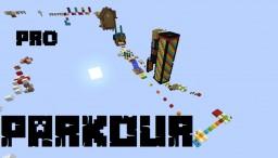 Pro Parkour Minecraft Map & Project