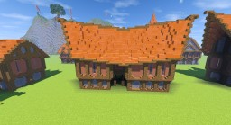 -=-Black Clover-=- Royal Area Large House Minecraft Map & Project