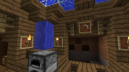 Underground Survival Base | Singleplayer Minecraft Map & Project