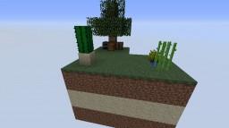 Original Minecraft Skyblock Minecraft Project