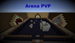 ARENA PVP MAP Minecraft Map & Project