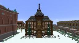 [MCCV] Post Office Minecraft Map & Project
