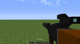 STALKER 3D Guns Minecraft Texture Pack