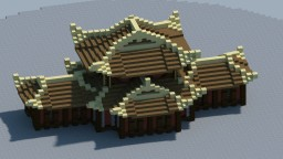 Big Oriental House Minecraft Map & Project