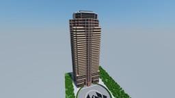 Nakatomi Plaza (Fox Plaza) Minecraft Map & Project