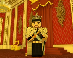 King George V Minecraft Map & Project