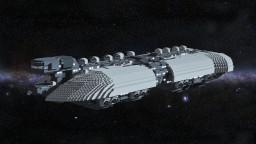 Balkon-Class Frigate Minecraft Project