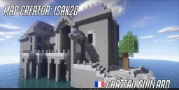 Château Guillard (OverWatch) Minecraft Map & Project