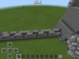 Awesome Castle Built Minecraft Map & Project