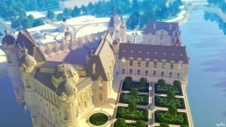 Chateau de Chantilly [1.8-1.12] Minecraft Project