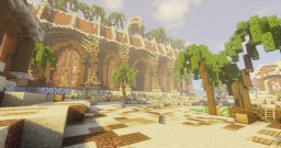 Spawn PvP Faction Minecraft Project