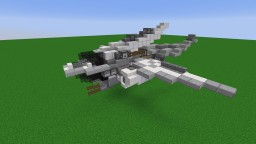 Hawk Fighter Minecraft Project