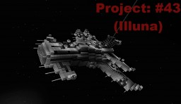 Project: #43 (Illuna) Minecraft Map & Project
