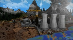Project Rossignol: The impact of man on the nature Minecraft Map & Project