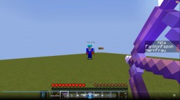 ONE IN THE CHAMBER Gamemode in Vanilla Minecraft! (download) Minecraft Project