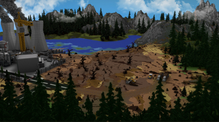 Third picture of the map, render by Sweerd